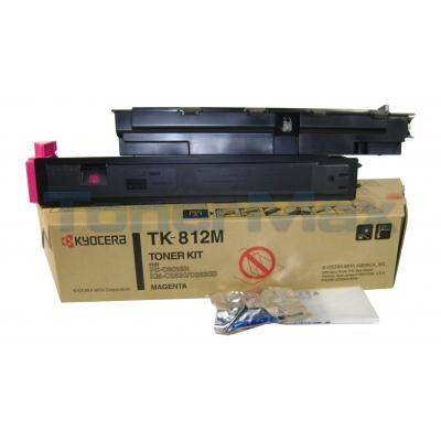 KYOCERA MITA FS-8026N C2630D TONER MAGENTA